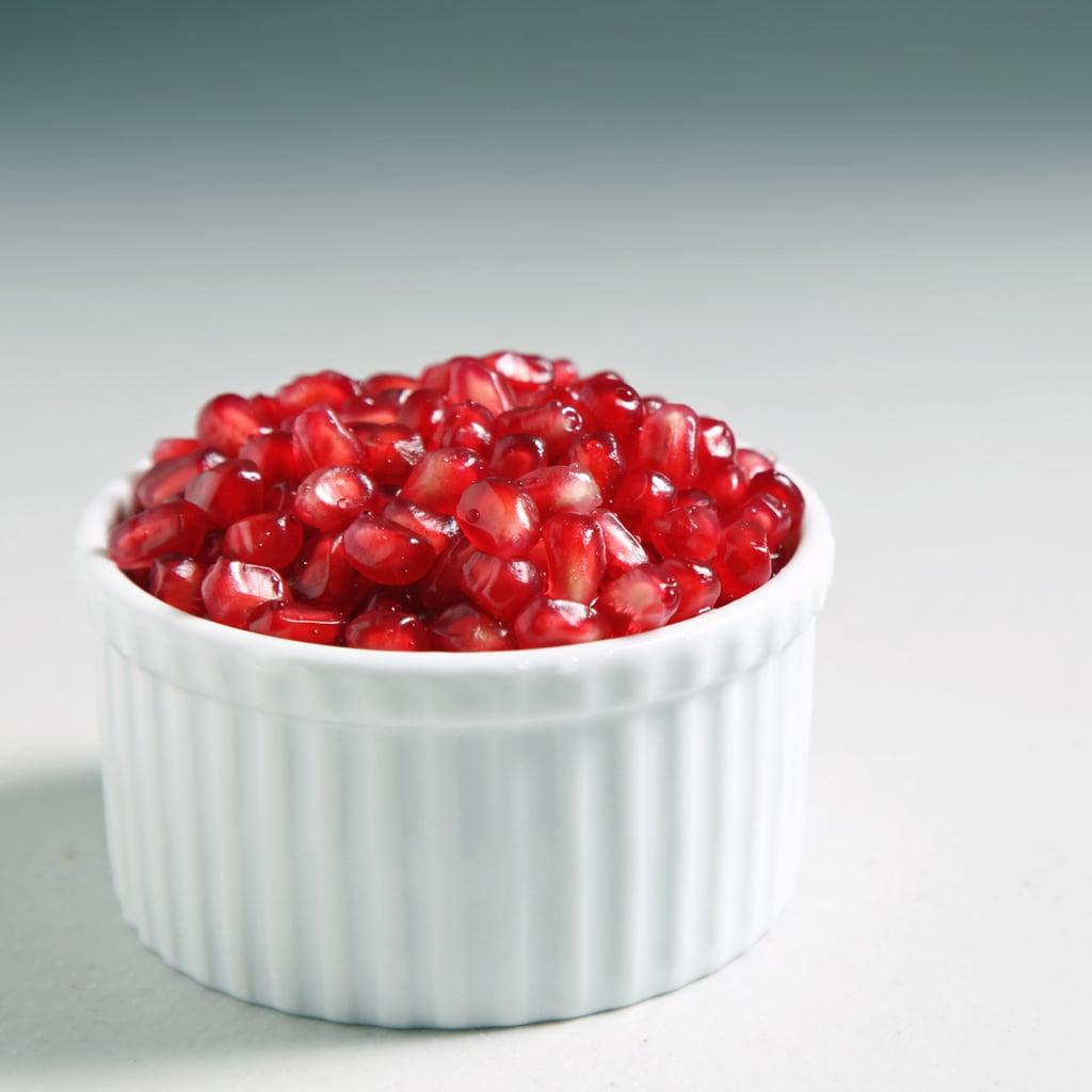 Seeding a Pomegranate