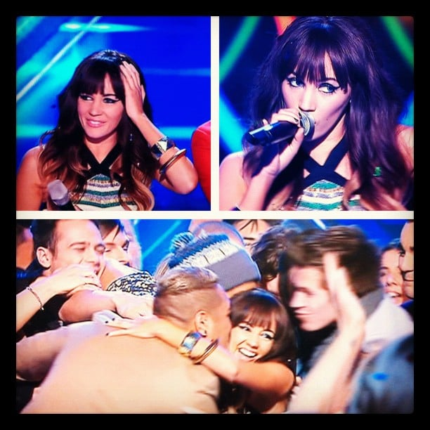 We were so stoked when lovely 25-year-old Perth girl Samantha Jade won The X Factor Australia!