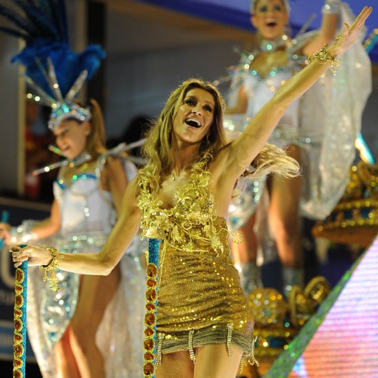 Pictures of Celebrities at Mardi Gras and Carnival