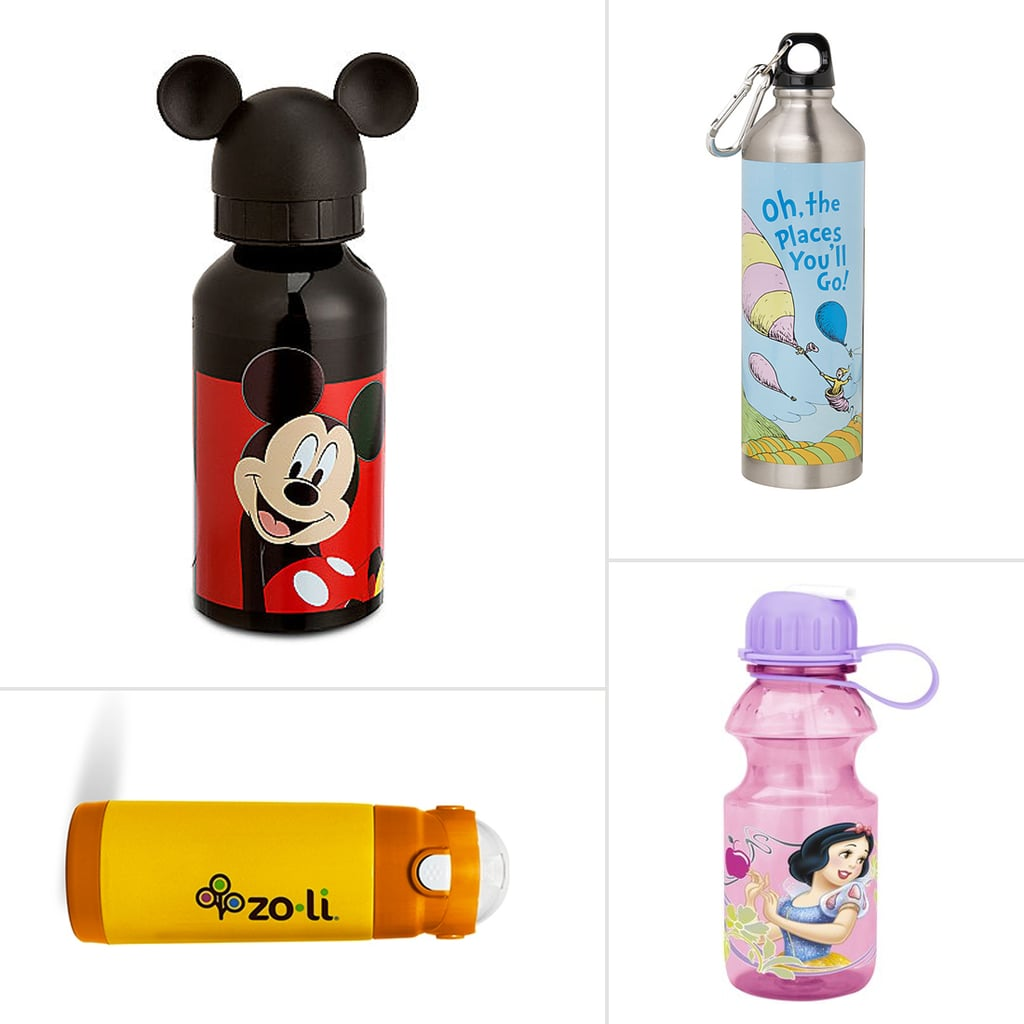 Sip and Play: Pint-Size Water Bottles For Kids