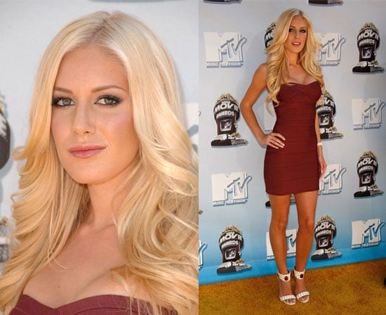 2008 MTV Movie Awards: Heidi Montag