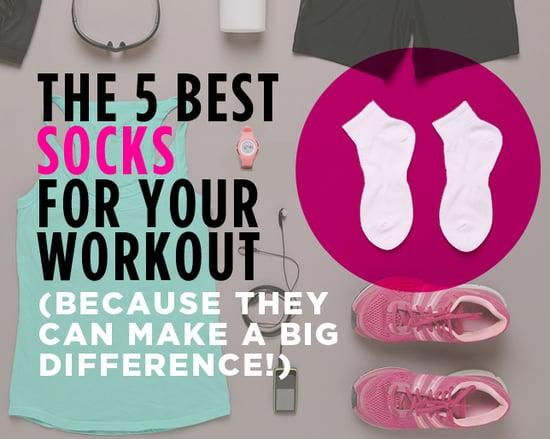 The 5 Best Socks for Your Workout (Because They Can Make a Big Difference!)