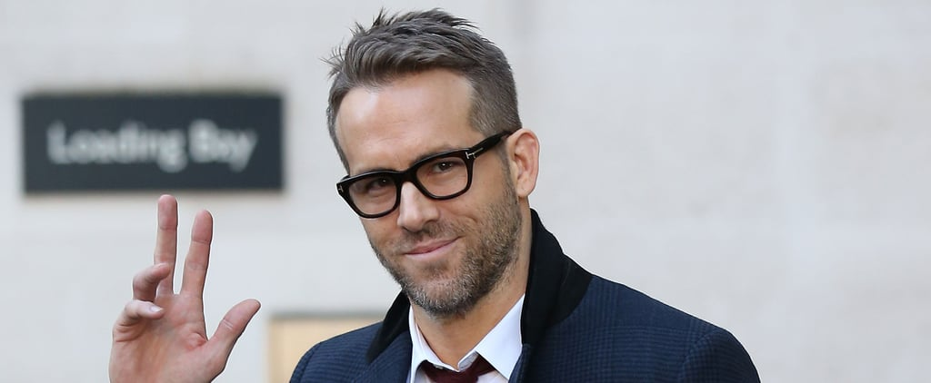 Proof That Ryan Reynolds Is the Hottest of All Hollywood Dads