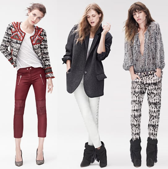 What Stores Will Carry Isabel Marant For H&M?