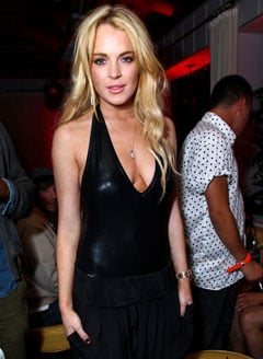 Lindsay Lohan Released From UCLA's Rehab Facility After 23 Days 2010-08-24 18:43:09