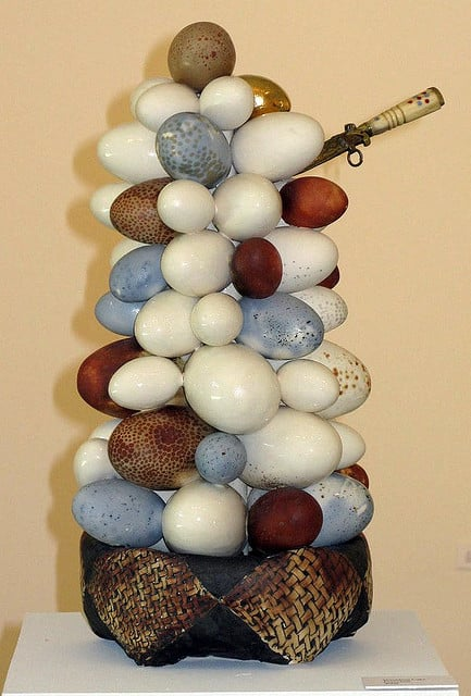 Tower of Eggs
