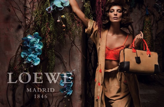 Photo of Loewe 2010 Spring Ad Campaign Featuring Daria Werbowy