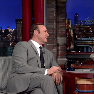 Kevin Spacey's Jack Lemmon and Johnny Carson Impressions