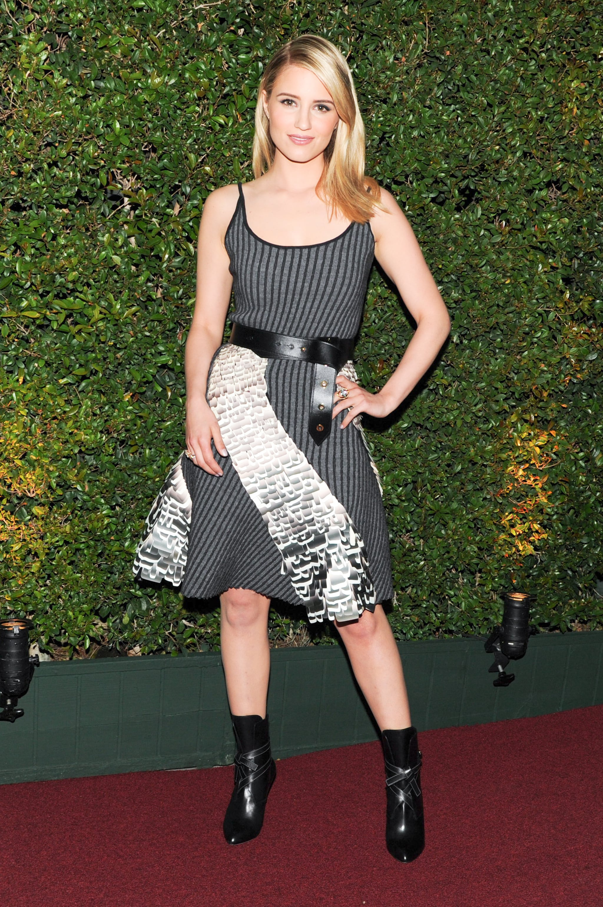 Dianna Agron at MOCA's 35th Anniversary Gala