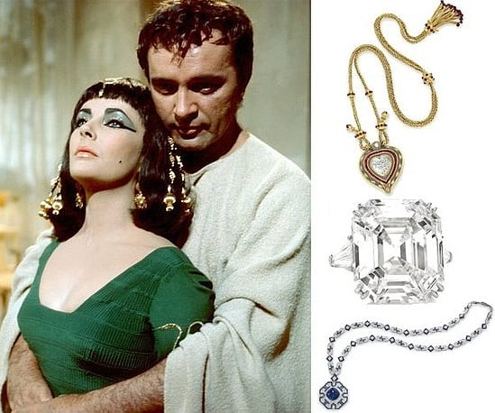 Sugar Shout Out: The Love Stories Behind Elizabeth Taylor's Jewels