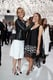 Jennifer Lawrence and Emma Watson had fun at Christian Dior's Haute Couture Fashion Week show on Monday in Paris.