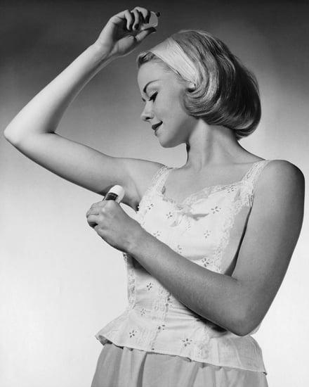 Casa Quickie: Removing Deodorant Stains