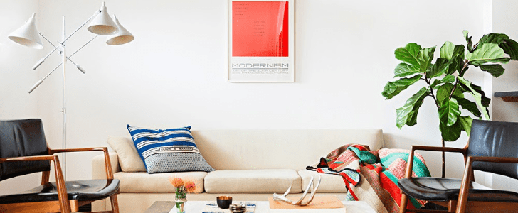 Decorating Tricks For Small Living Rooms