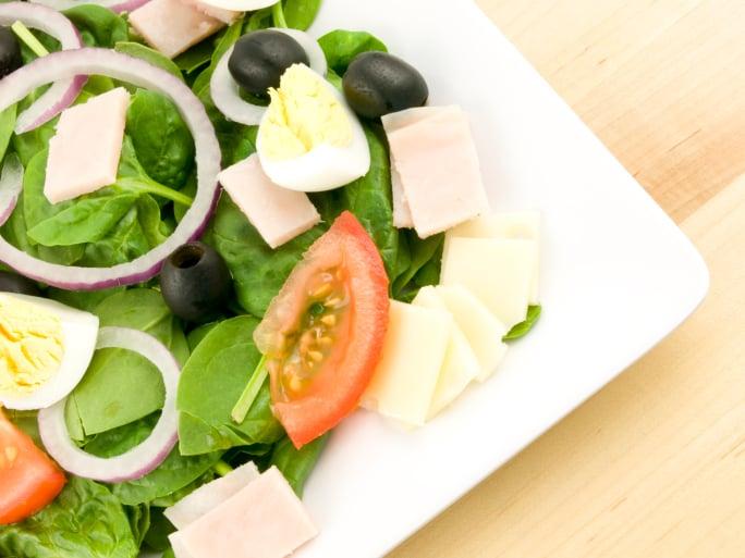 Weeknight Cobb Salad