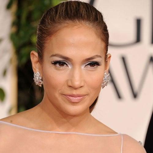 How to Get Jennifer Lopez's Golden Globes Makeup