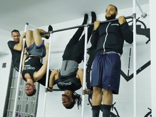 Ex Cons Triumph as Trainers at Prison Style Bootcamp in N.Y.C.