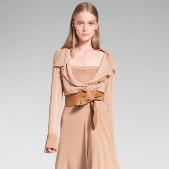 The Entire Donna Karan Resort 2014 Collection Look Book