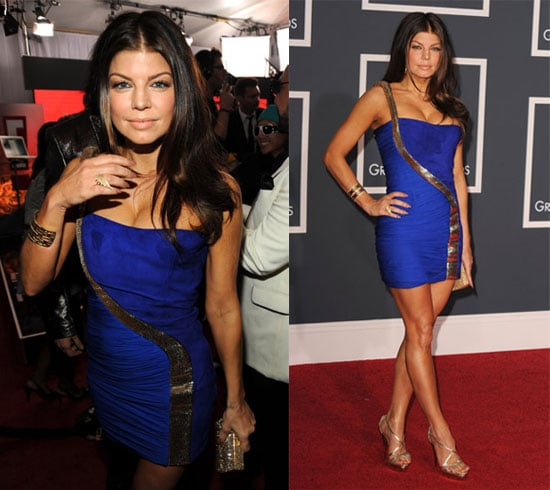 Fergie at the 2010 Grammy Awards 2010-01-31 17:49:26