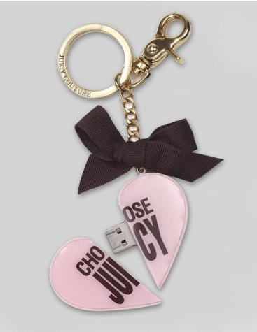 Juicy Couture USB Stick Keychain: Love It or Leave It?