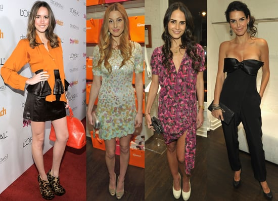 Whitney Port, Jennifer Love Hewitt, Angie Harmon Attend the People StyleWatch Red Carpet Style Event 2011-01-28 10:48:04