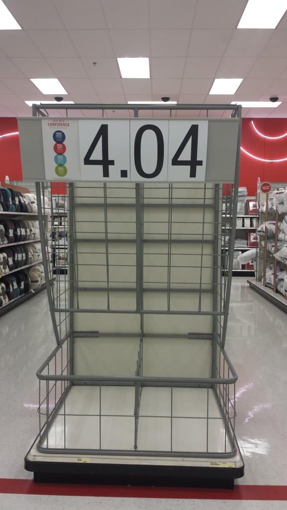 """""""There is a clever Target employee in my town."""" Source: Reddit user tpr68 via Imgur"""