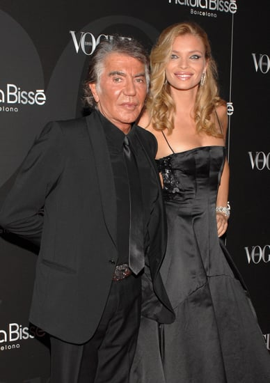 Fab Flash: Roberto Cavalli Speaks Out...Again