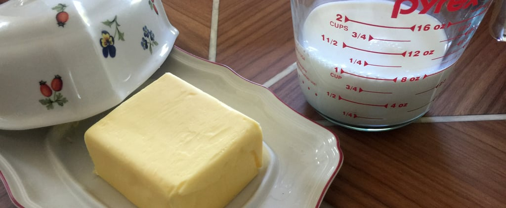 Out of Heavy Cream? Try This Kitchen Hack