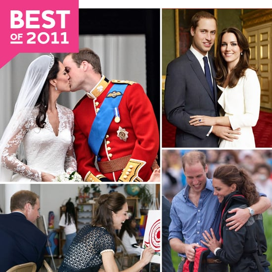 William and Kate's Most Royally Adorable Moments of 2011