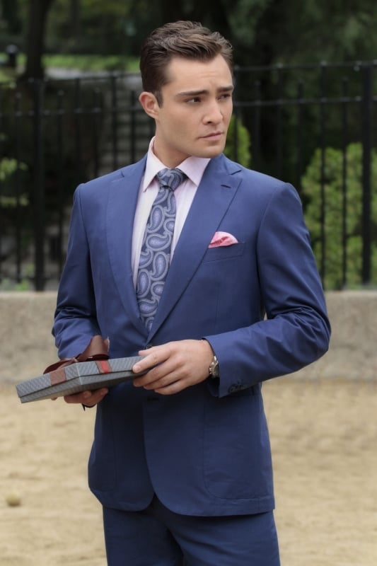 Chuck Bass From Gossip Girl