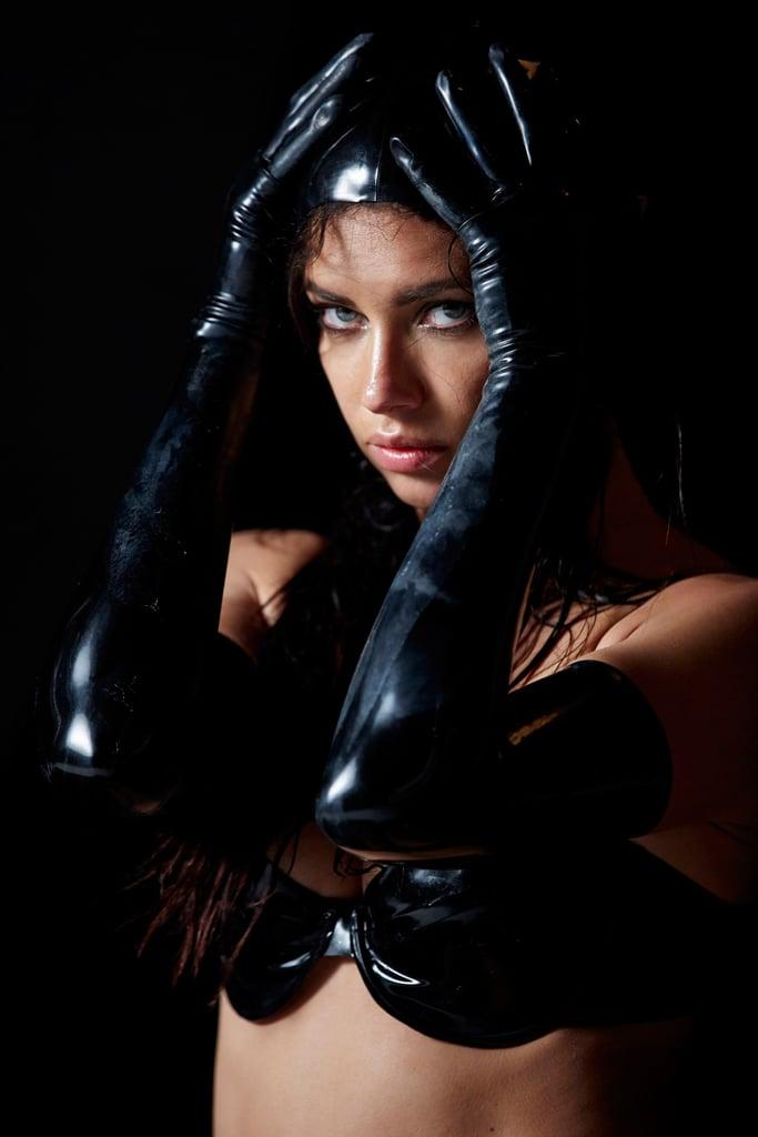 Miss January Adriana Lima