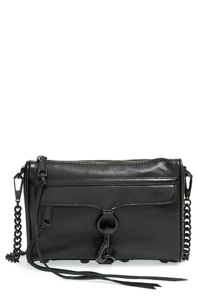 Rebecca Minkoff Mini MAC Convertible Crossbody Bag ($195)