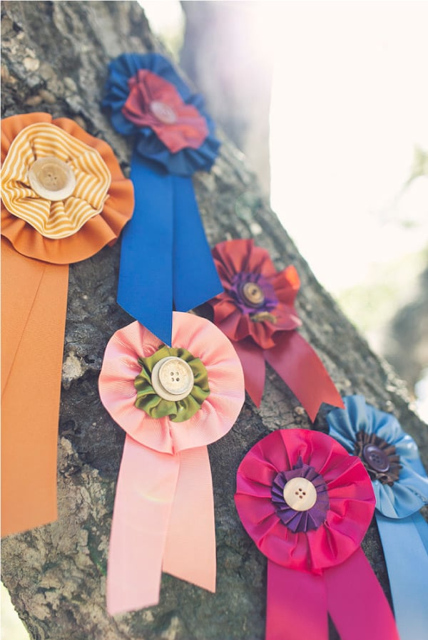 Ribbon Medallions