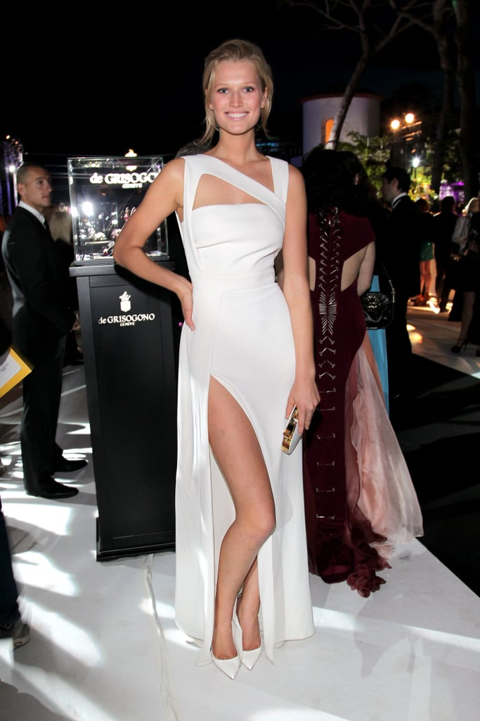Toni Garrn at the Fatale in Cannes Party