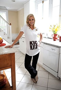 Elisabeth Hasselbeck Launches Maternity NFL Clothes