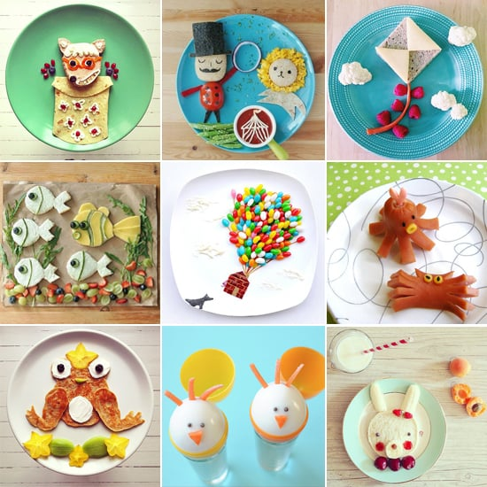 Bon Appétit! 61 Incredible Food Art Ideas For Kids