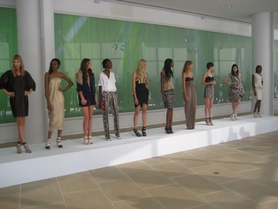 New York Fashion Week, Spring 2009: Rachel Roy