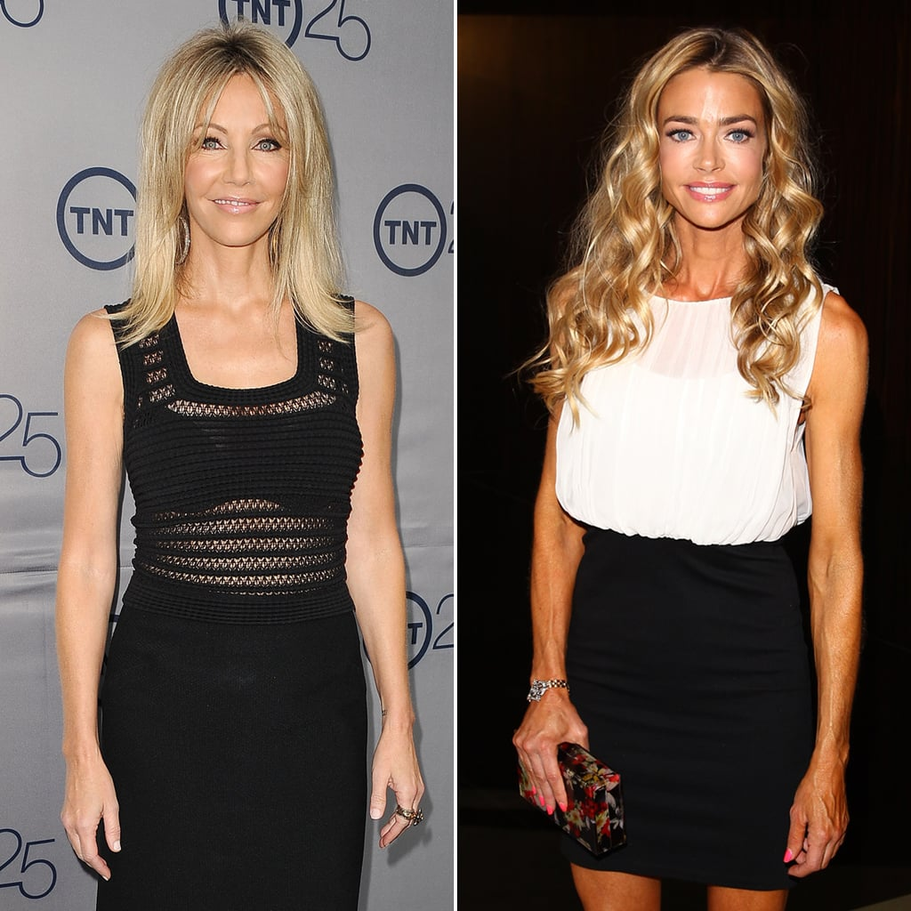 Heather Locklear and Denise Richards Both Dated . . .