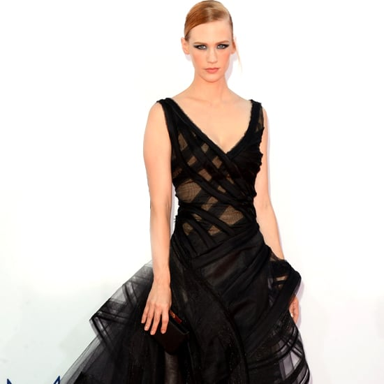 The Best Red Carpet Fashion at the Emmys 2012