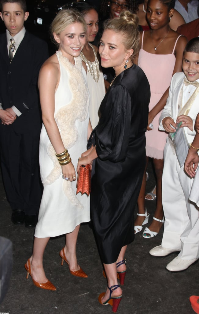 Mary-Kate Olsen and Ashley Olsen captivated the crowd at the Fresh Air Fund's Spring Gala in NYC.