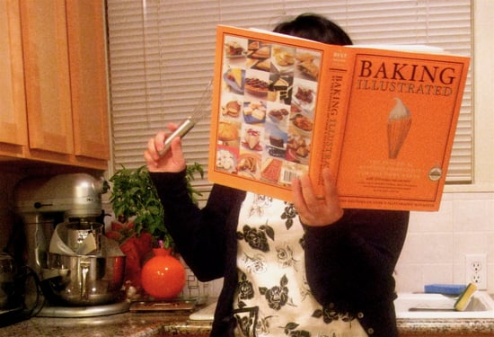 Show Us Your Cookbooks!