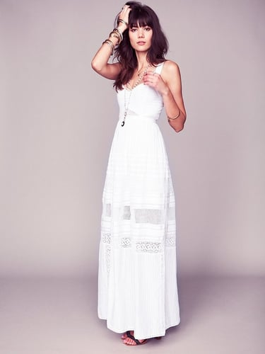 Jill's Limited Edition White Story Dress