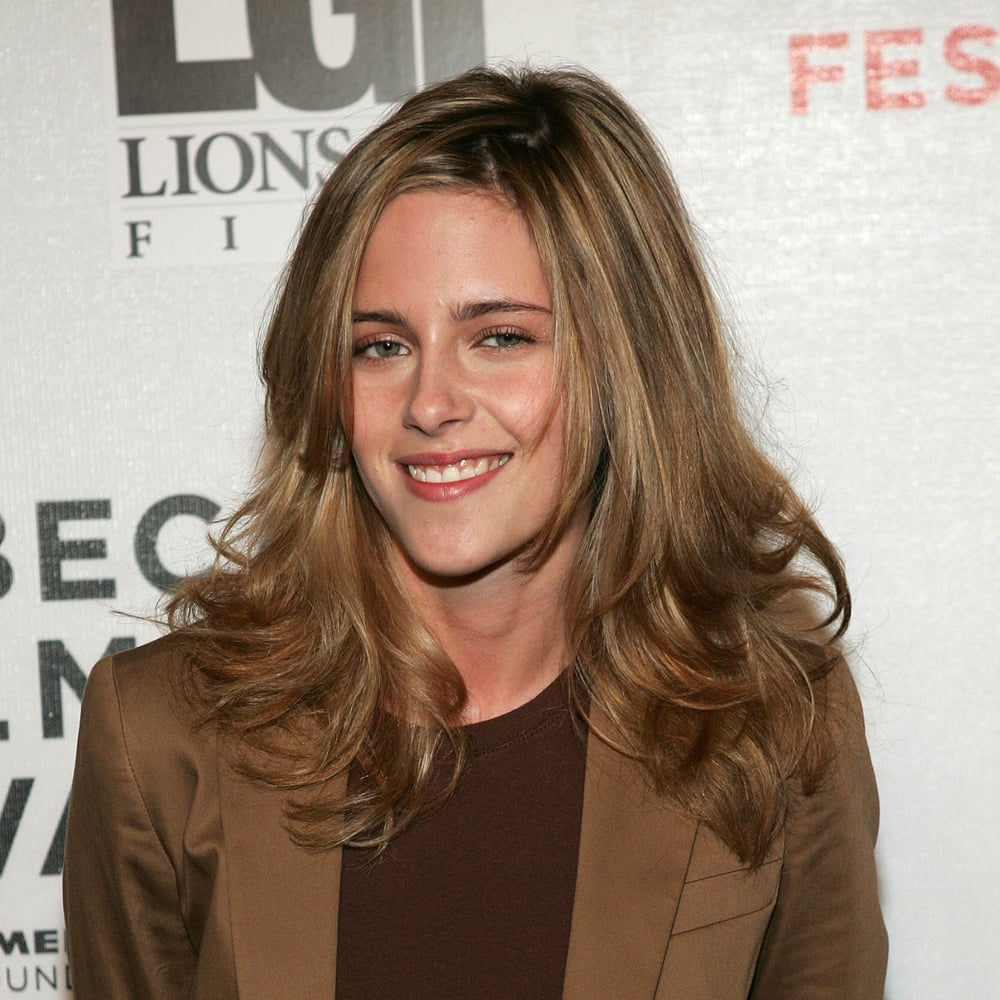 In 2005, Kristen worked the Kate Middleton look before even Kate herself!