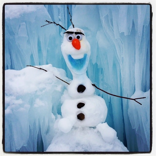 Olaf Is There