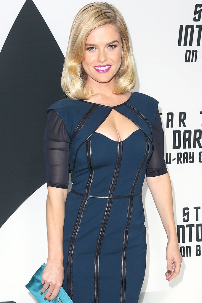 Alice Eve has joined 1:30 Train as a love interest for Chris Evans. Evans is also directing the romance about two strangers who meet on a train in New York City.