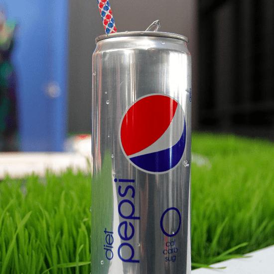 Pepsi Removes Aspartame From Diet Pepsi Soda