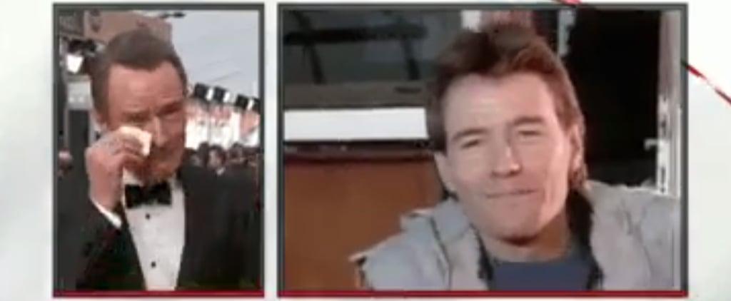 Bryan Cranston Watching Himself on Baywatch in 1989 Will Slay You