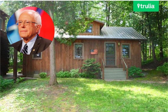 Bernie Sanders Adds Another Vermont Home To His Real Estate Portfolio