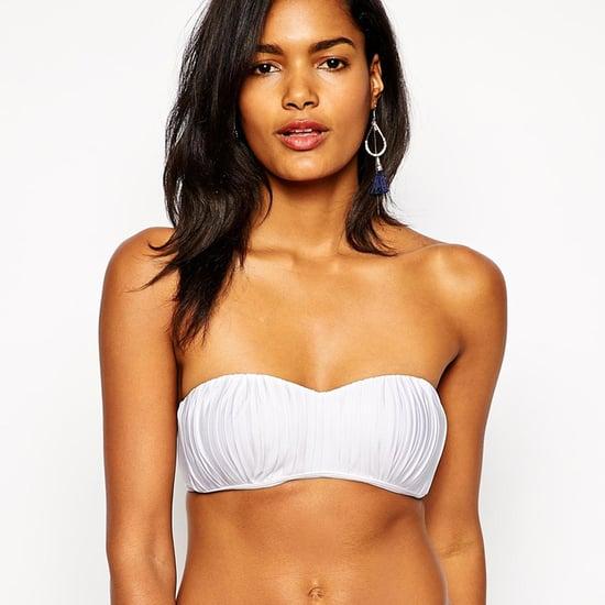 Shop White Swimwear For Spring 2015