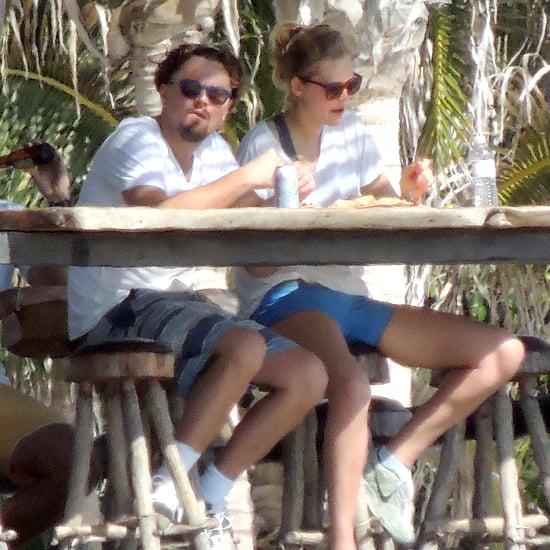 Leonardo DiCaprio and Toni Garrn on Vacation in Cabo