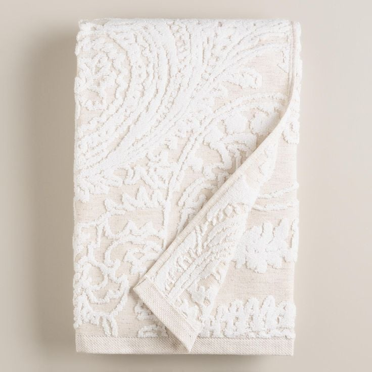 Bathroom: Replace Your Towels